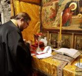 Шестой день паломничества делегации Ардатовской епархии по святым местам Израиля
