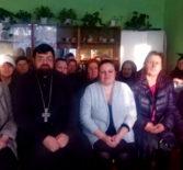 Благочинный Б.Березниковского района принял участие в собрание активных прихожан села Русские Найманы Большеберезниковского района