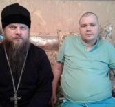 Помощник Чамзинского благочинного по социальному служению регулярно посещает капитана полиции в отставке С.А.Мартьянова