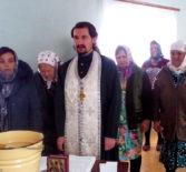 В Ардатовской ЦРБ был совершен молебен святителю Луке Крымскому