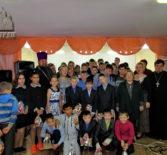 Духовенство Ардатовской епархии совместно с делегацией от МБОУ «Лицей №1»п.Чамзинка посетили ГБОУ РМ «Ардатовский детский дом-школа»