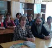 В Каласевскую СОШ Ардатовского района прошел семинар «Утверждение трезвости и профилактика алкоголизма в селе»