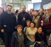 Паломники Ардатовской епархии отправились на Святую Землю