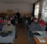В Ардатовском аграрном техникуме им.И.А Пожарского прошло внеклассное просветительское мероприятие
