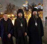 Праздничный концерт в Государственном Кремлевском Дворце, посвященный 100-летию восстановления Патриаршества в Русской Православной Церкви