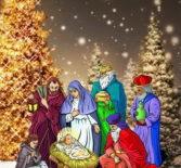 Анонс праздничных мероприятий в святочные дни Рождества Христова. Ардатовская епархия приглашает всех разделить радость Светлого Праздника!
