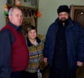 Руководитель социального отдела Ардатовской епархии посетил с рабочим визитомБольшеберезниковский дом-интернат для престарелых и инвалидов