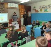 Открытый урок ОПК в Лобаскинской ООШ Атяшевского района