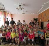 Духовенство первого церковного округа Атяшевского благочиния посетило детский сад №1 п.Атяшево