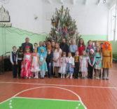 В Шугуровской СОШ Большеберезниковского района прошел новогодний утренник