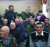 Встречи, духовные беседы и просто теплое общение с насельниками психоневрологического дом-интернатас.Редкодубье Ардатовского района проходят на постоянной основе.