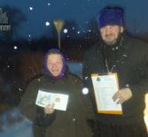 Помощник Ардатовского благочинного по социальному служению посетил 17 сел Ардатовского благочиния в рамках поддержки малоимущим от Фонда Православных предпринимателей