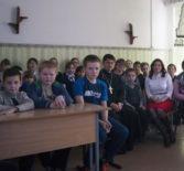 Открытый урок ОПК в Киржеманской СОШ Большеигнатовского района