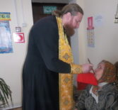 Социальное мероприятие в Святочные дни прошло в с.Поводимово Дубенского района