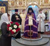 Обрезание Господне в Покровском храме с.Кочкурово Дубенского благочиния