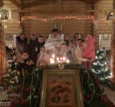 Рождество Христово в храме Новомучеников и Исповедников Российских г.Ардатова