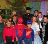 Архипастырь посетил Рождественский утренник для детей с ограниченными возможностями Ардатовского района