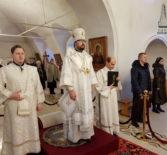 Рождественский сочельник в Никольском кафедральном соборе г.Ардатова