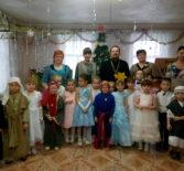 В Ардатовском детском саду «Березка» прошел Рождественский утренник