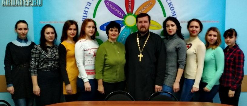 Рождественская благотворительная акция Молодежного Православного Движения «Милосердие»