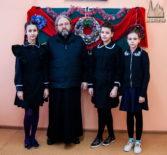 В Большеигнатовском районе полным ходом идет подготовка воспитанников православной группы «Пчёлки» к фестивалю «Одарённые дети 2018»