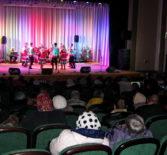 В Ардатовском ДК прошел торжественный Рождественский концерт