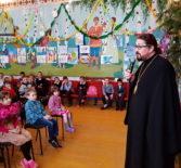 Архипастырьпосетил Шейн-Майдановский детский дом-школу Атяшевского района