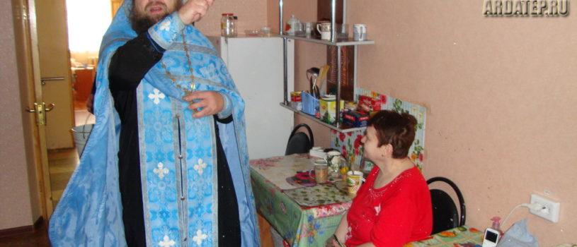Праздничный визит в Большеберезниковский дом-интернат для престарелых и инвалидов