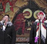 Широкое народное гуляние, посвященное Рождеству Христову прошло в с.Алово Атяшевского района