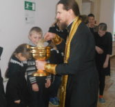 Праздник Крещения Господня в Кученяевской ООШ Ардатовского района