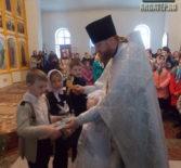 Рождество в храме Рождества Пресвятой Богородицы с.Поводимово Дубенского благочиния