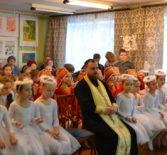 Праздничное мероприятие «Православный праздник Крещение» в Детской школе искусств Чамзинского муниципального района
