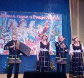 В Чамзинском ДК прошел торжественный Рождественский концерт