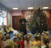В Дубёнском детском саду «Солнышко» прошла Рождественская елка