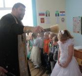 Крещенский утренник в Дубёнском детском саду «Солнышко»