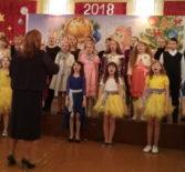 Чамзинской детской школе искусств прошел II Открытый фестиваль-конкурс искусств «Рождественская звезда»