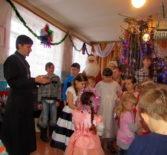 Рождественский утренник в селе Кучкаево Большеигнатовского района