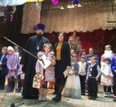 В Большеберезниковском ДК прошло торжественное Рождественское мероприятие, посвященное подведению итогов конкурса «Рождественская звезда»
