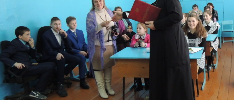 День православной молодёжи в с.Киржеманы Атяшевского района