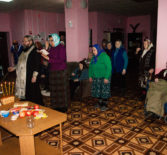 Вселенская Суббота в Большеигнатовском доме-интернате для престарелых и инвалидов
