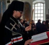 Великий покаянный канон преподобного Андрея Критского в двух храмах Ардатовского благочиния