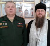 День защитника Отечества отметили в Чамзинском военкомате совместным мероприятием