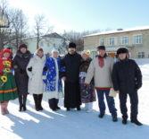 Масленичные народные гуляния в п.Сараст Атяшевского района