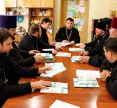 Заседание рабочей группы Ардатовской епархии по исполнению и реализации постановлений Архиерейских Соборов Русской Православной Церкви