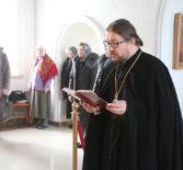 Четверг первой седмицы Великого поста, Архипастырь молился за уставным великопостным богослужением в Никольском кафедральном соборе г.Ардатова