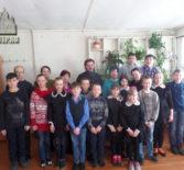 Открытый урок по программе ОПК для учащихся 4-9 классов Лесозаводской СОШ Ардатовского района