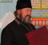 Открытый урок ОПК в  Вечерлейской школе Атяшевского района