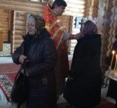 Престольное торжество в новопостроенном храме г.Ардатова