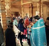 На приходе Новомученников Российских г.Ардатова отметили День православной молодёжи