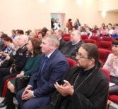 Архипастырь посетил торжественное мероприятие в Баевском ДК Ардатовского района